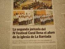 Coro Infantil Pinares