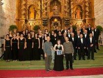 Entrega del Trofeo en San Vicente de la Barquera
