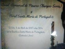 Concierto en Portugalete.